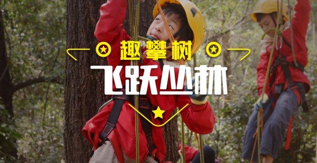 【杭州】趣攀树之飞跃丛林